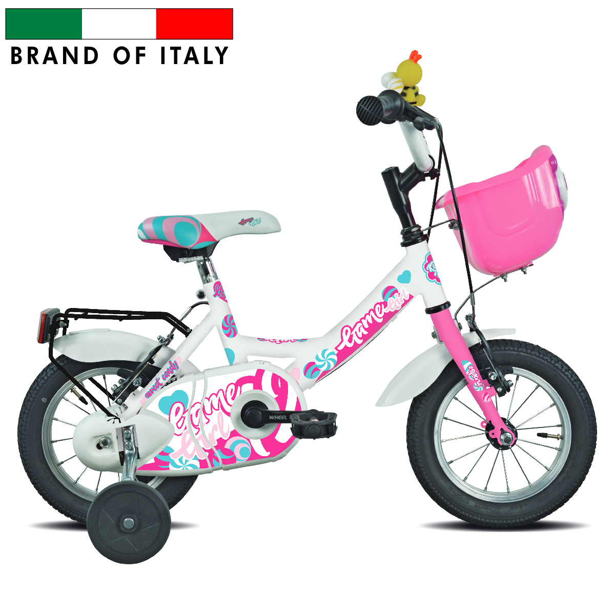 ESPERIA 9900 MASCOTTE MTB12 WHITE 109900D1 Pilsētas velosipēds