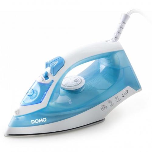 DOMO IRON 1200W/BLUE/WHITE DO7054S Gludeklis