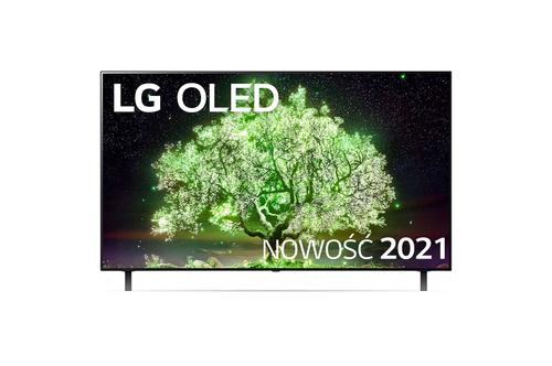 """LG OLED55A13LA 55"""" (139 cm), Smart TV, WebOS, 4K UHD OLED, 3840 x 2160, Wi-Fi, DVB-T/T2/C/S2, Black LED Televizors"""