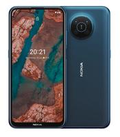 Nokia X20 Dual SIM - 6.67 - 128GB / 8GB nordic blue - Android Mobilais Telefons
