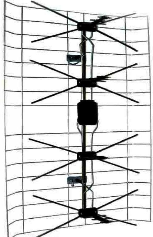 Antena RTV NoName TV (ANT0040) antena