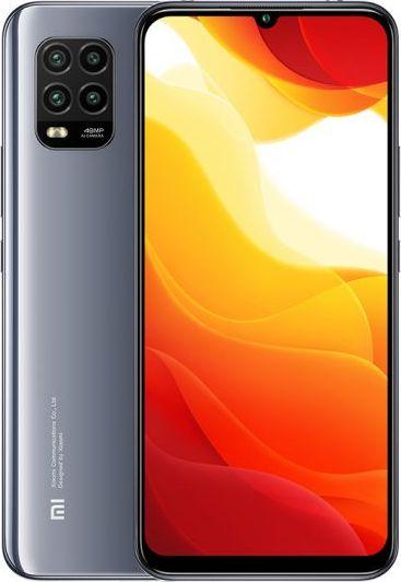 Smartfon Xiaomi Mi 10 Lite 5G 6/128GB Dual SIM Szary  (2_376040) 2_376040 Mobilais Telefons