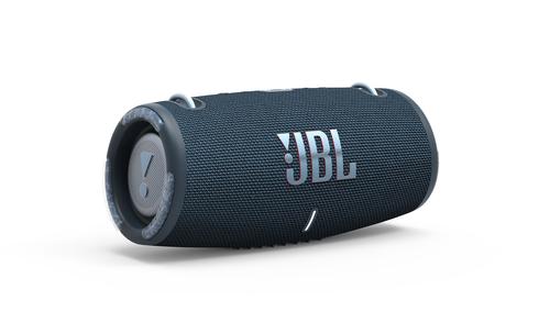 JBL XTREME 3, portable speaker with Bluetooth, built-in battery, IP67, Partyboost and strap, Blue pārnēsājamais skaļrunis