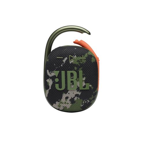 JBL CLIP 4 Portable bluetooth speaker with carabiner, water proof, IPX67, Squad pārnēsājamais skaļrunis