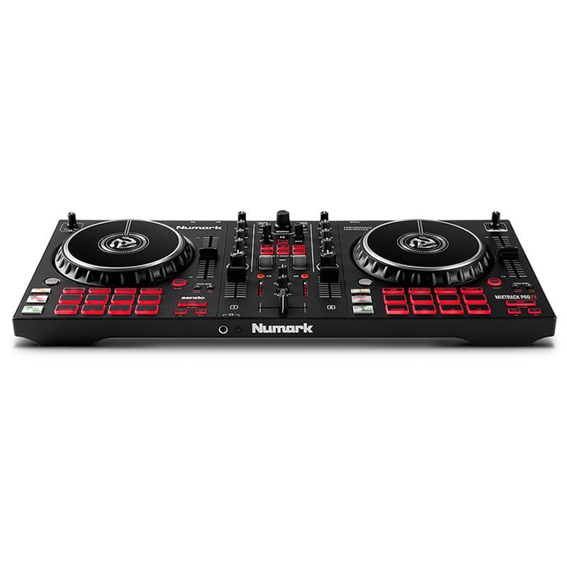 DJ kontrolieris Mixtrack Pro FX, Numark