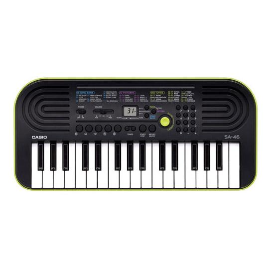 Mini sintezators, Casio mūzikas instruments