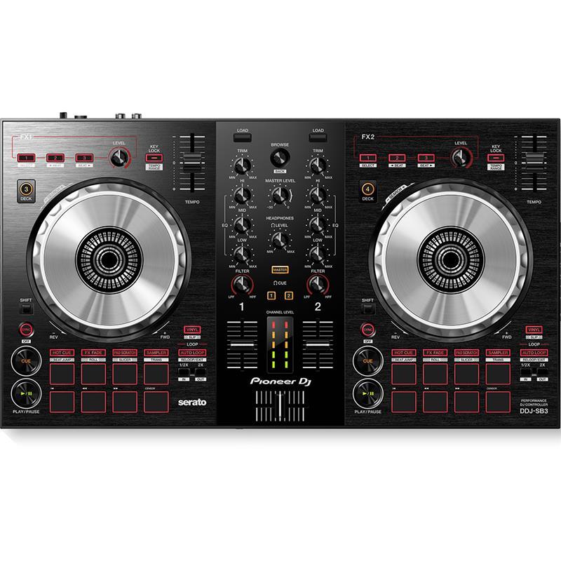 DJ kontrolieris DDJ-SB3, Pioneer