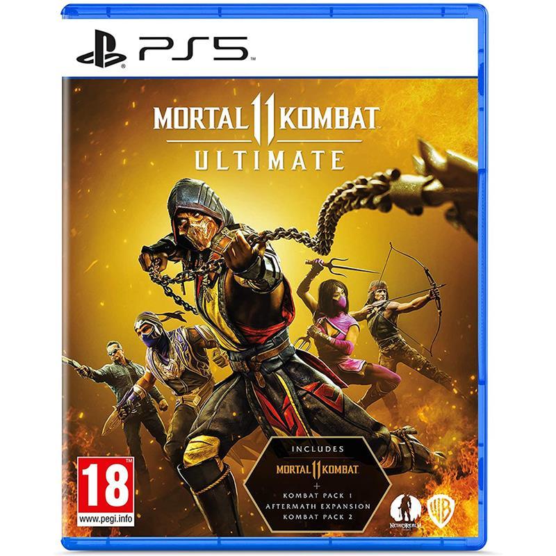 Spele prieks PlayStation 5, Mortal Kombat 11 Ultimate