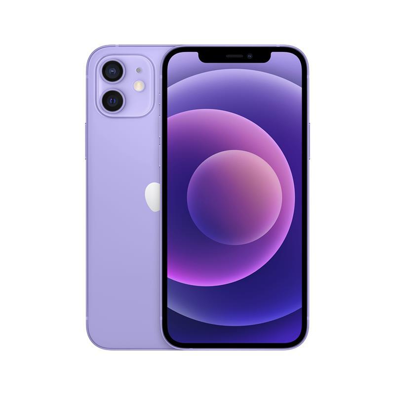 Apple  iPhone 12 64GB Purple Mobilais Telefons
