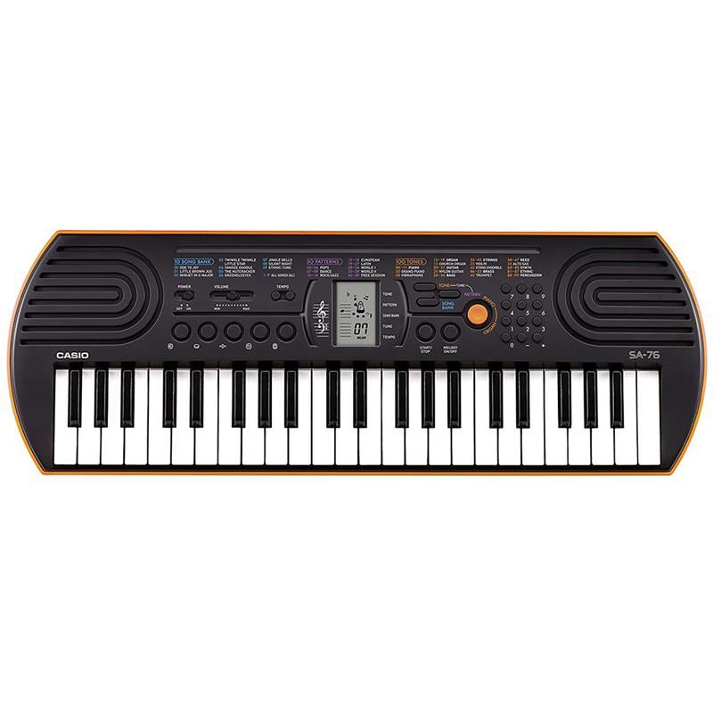 Mini sintezators SA-76, Casio mūzikas instruments