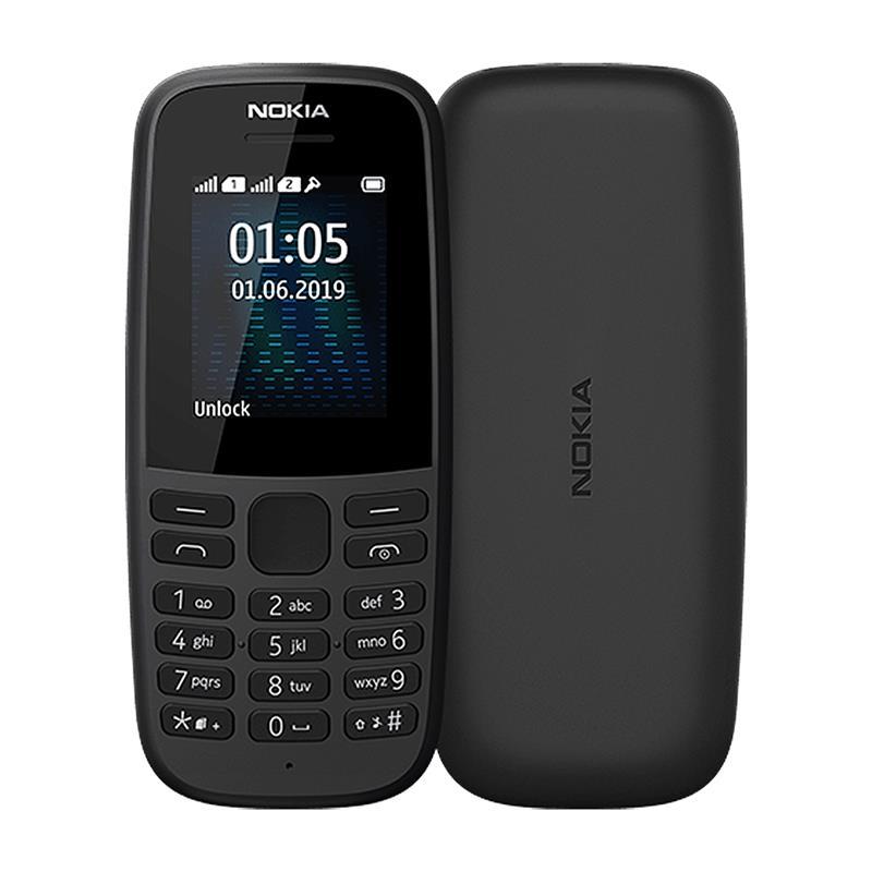 Mobilais telefons Nokia 105 / Dual SIM Mobilais Telefons