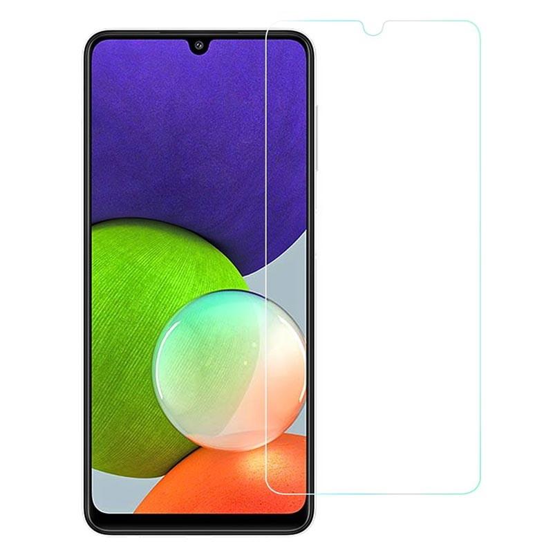 Blun Extreeme Shock 0.33mm / 2.5D Aizsargplēve-stikls Samsung Galaxy A22 4G (A225F) aizsardzība ekrānam mobilajiem telefoniem