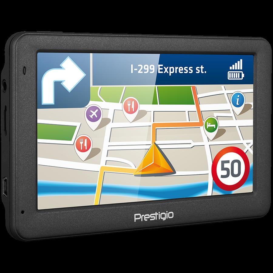 Prestigio GeoVision 5059 (CIS region) Navigācijas iekārta