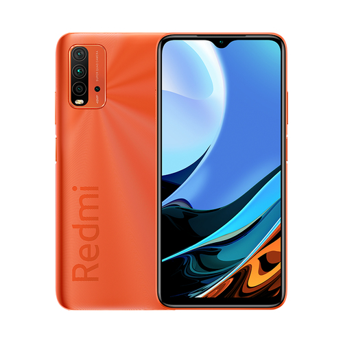 Xiaomi Redmi 9T 4GB/128GB Orange Mobilais Telefons