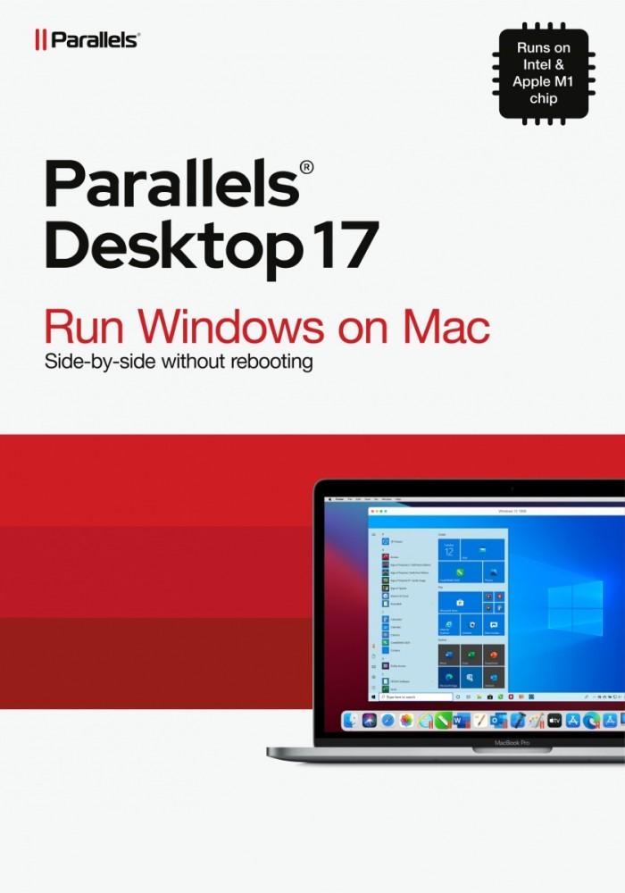 %Parallels Desktop 17 Re tail FULL BOX