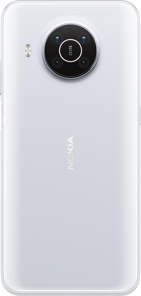 NOKIA X10 Dual SIM 6/64 WHITE 5G TA-1332 DS 6/64 ECO7A WHITE Mobilais Telefons