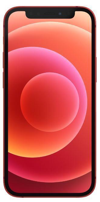 MOBILE PHONE IPHONE 12 MINI 5G/128GB RED MGE53 APPLE MGE53RM/A Mobilais Telefons
