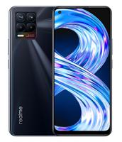 Realme 8 4GB/64GB Black Mobilais Telefons