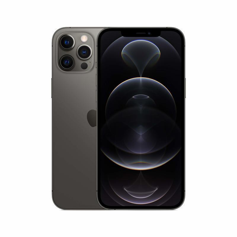 Apple iPhone 12 Pro Max 128GB Graphite MGD73 EU 24m* MGD73 Graphite Mobilais Telefons
