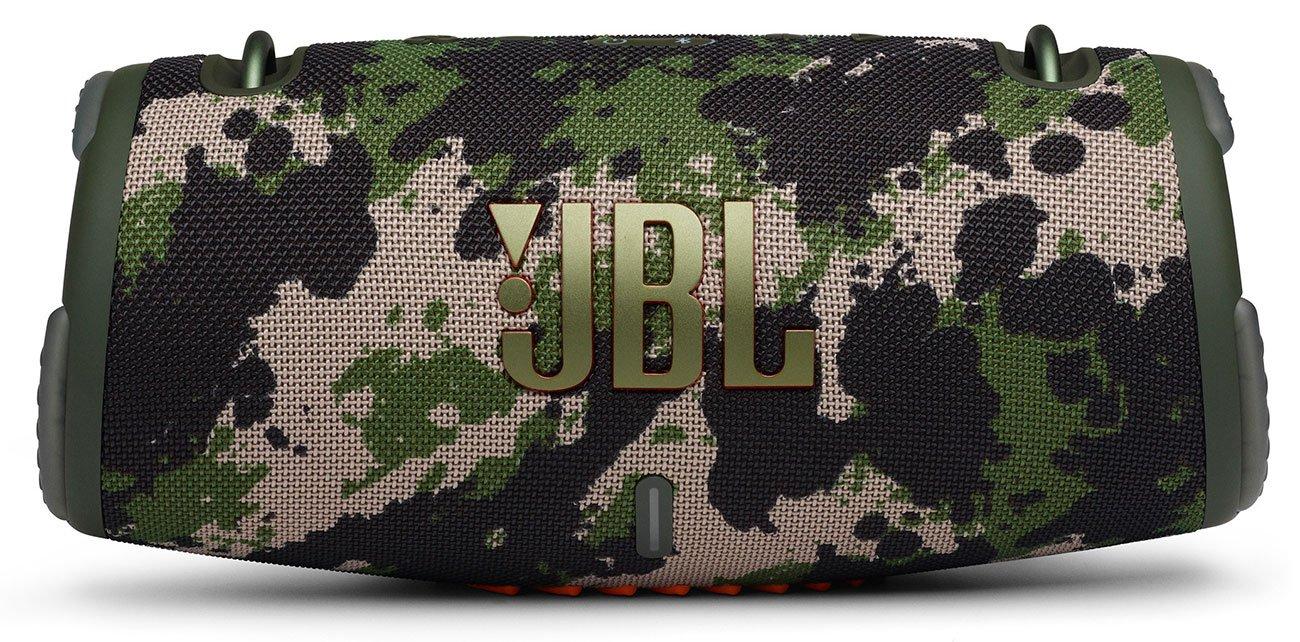JBL XTREME 3, portable speaker with Bluetooth, built-in battery, IP67, Partyboost and strap, Camo pārnēsājamais skaļrunis