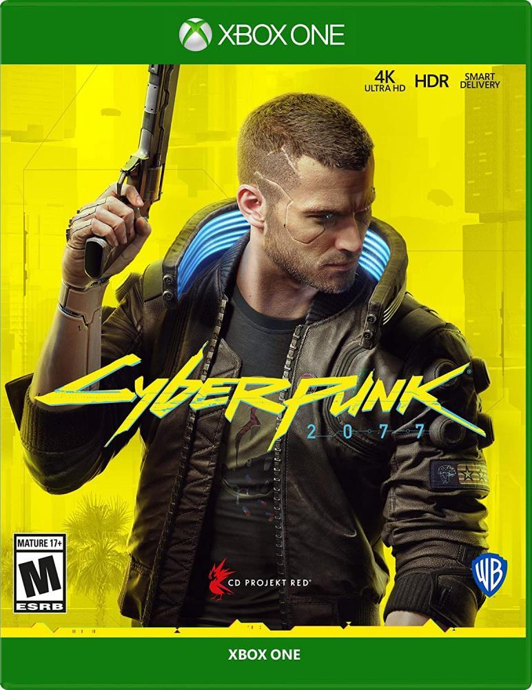 Cyberpunk 2077 - Xbox One spēle