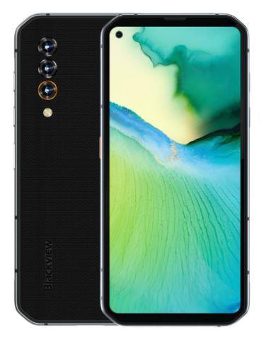MOBILE PHONE BL6000 PRO 5G/GRAY BLACKVIEW BL6000PROGRAY Mobilais Telefons