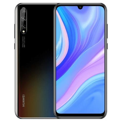 """Huawei P smart S 16 cm (6.3"""") 4 GB 128 GB Dual SIM 4G USB Type-C Black Android 10.0 4000 mAh Mobilais Telefons"""