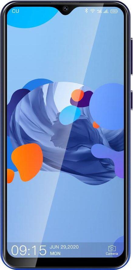 OUKITEL C19 PRO 4/64 DS Blue Mobilais Telefons