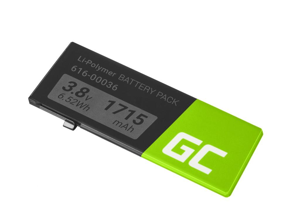 Green Cell Smartphone Battery for Apple iPhone 6S akumulators, baterija mobilajam telefonam