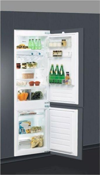 Whirlpool ART 6510 SF1 built-in fridge-freezer 273 l A + Iebūvējamais ledusskapis
