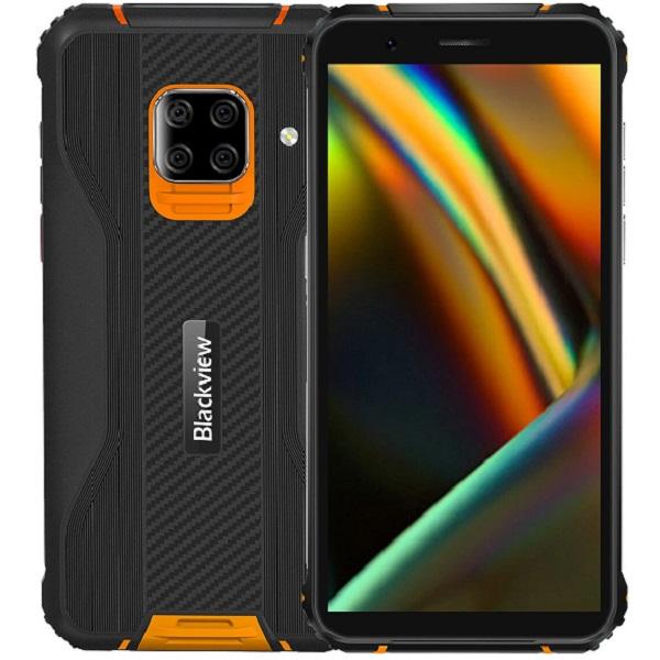 Blackview BV5100 Dual SIM 4/128GB Yellow 4336 Mobilais Telefons