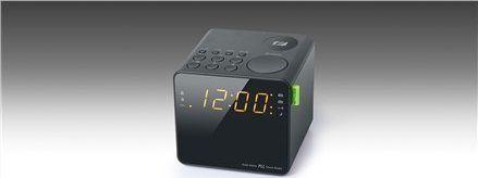 Muse M-187CR Dual Alarm Clock Radio 3700460206154 radio, radiopulksteņi