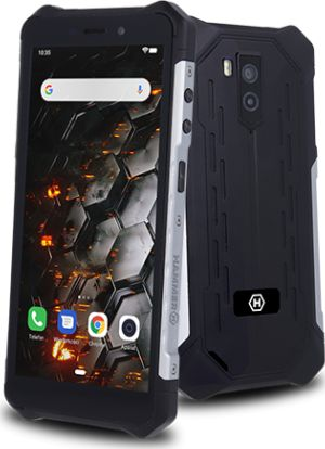 Smartfon myPhone Iron 3 32 GB Dual SIM Srebrny  (Iron 3 LTE SIL) Iron 3 LTE SIL Mobilais Telefons