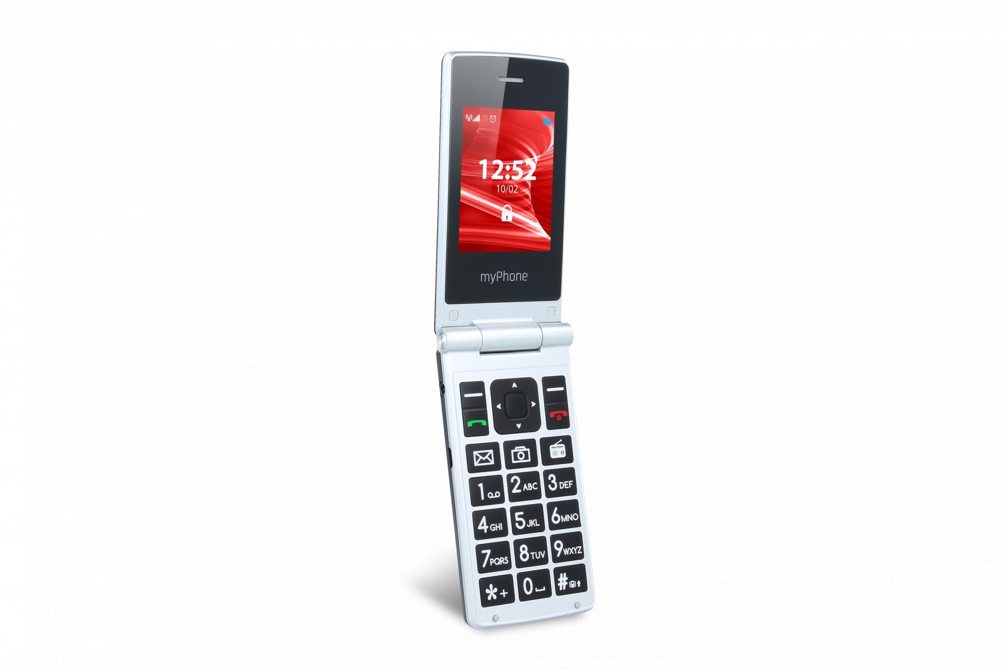Telefon komorkowy myPhone Tango TELAOMYPHO000008 Mobilais Telefons