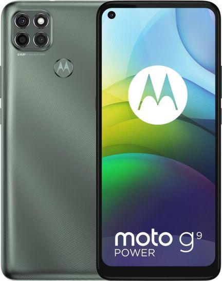 Motorola Moto G9 Power 128GB Dual SIM Smartphone Gray Mobilais Telefons