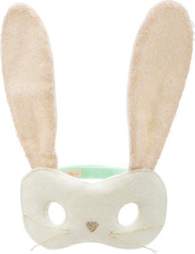 Meri Meri Bunny Fabric Mask 636997247670