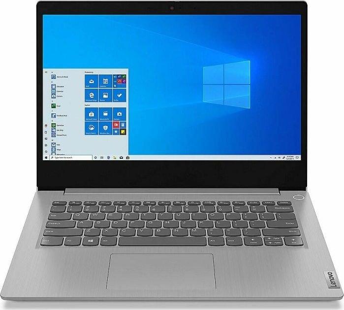 """Lenovo Ideapad 3-14IIL 14""""FHD/i5-1035G1/8GB/256GB SSD/GeForce MX330 2GB/DOS Portatīvais dators"""