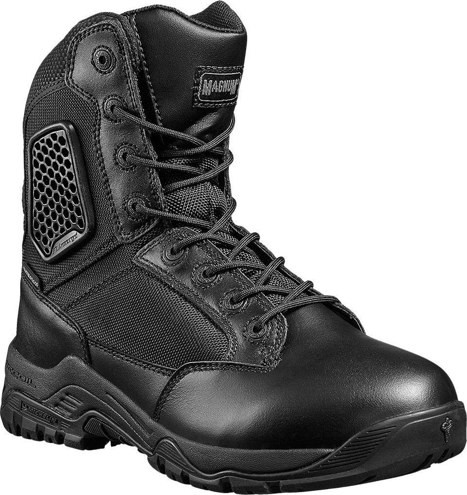 Magnum Men's Strike Force 8.0 SZ WP Black shoes 42 Tūrisma apavi