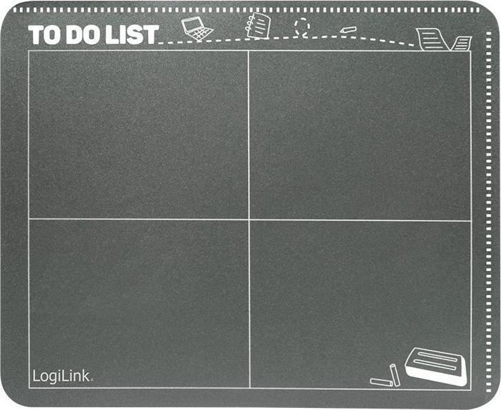 Logilink ID0165 Mouse pad, calendar design, with slide-in slot 4052792044553 peles paliknis