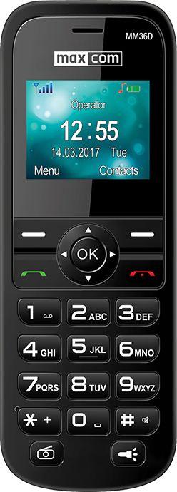 Phone gsm MM36D 3G Mobilais Telefons