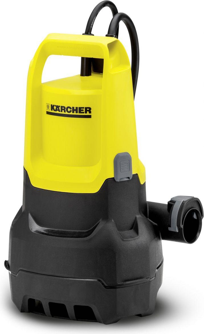 Karcher SP 5 Dirt EU Submersible Pumps 4054278060422 Dārza laistīšanas iekārtas