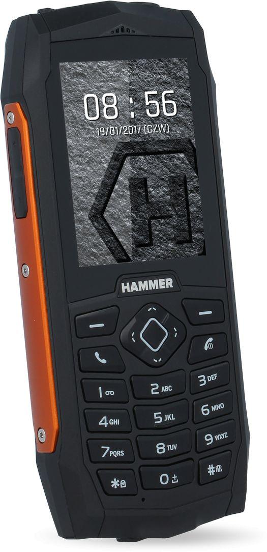 Telefon komorkowy myPhone Hammer 3 Hammer3 Mobilais Telefons
