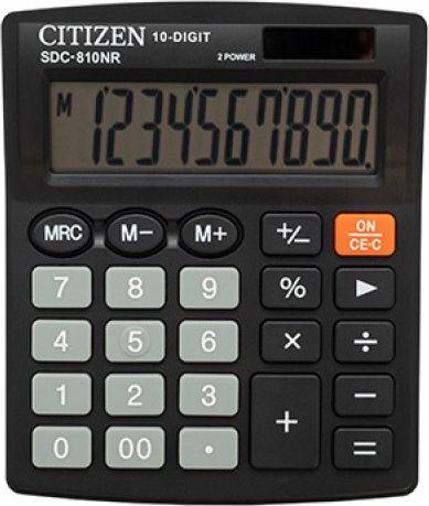 Citizen SDC 810BN 4562195139850 kalkulators