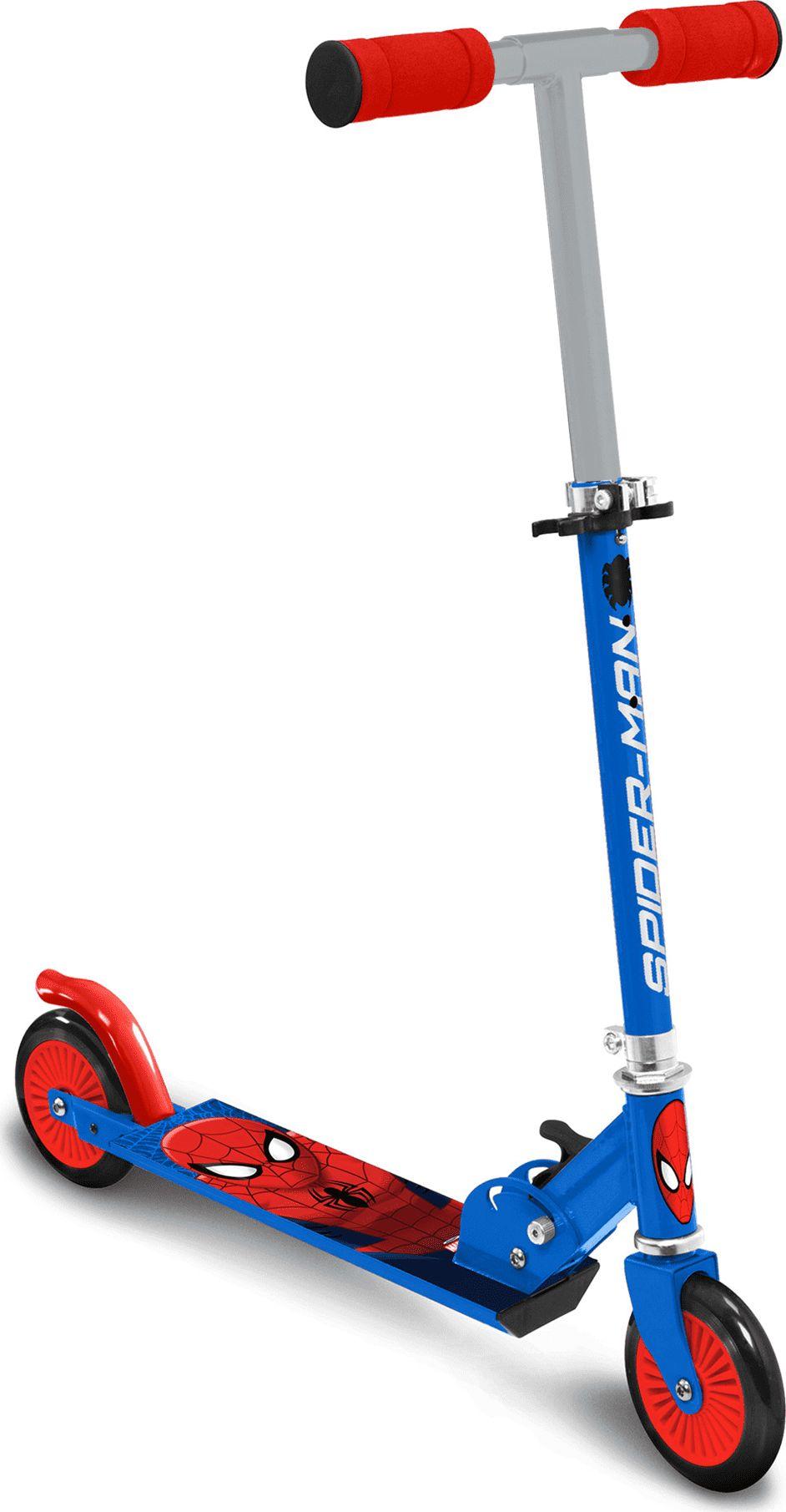 Buddy Toys BPC 4211 Spiderman scooter Skrejriteņi