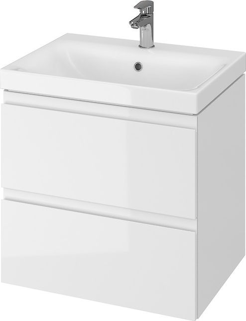 Cersanit Moduo 60cm cabinet with washbasin white (S801-223)