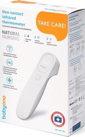 Babyono Thermometer Non-contact electronic thermometer (5411292) termometrs