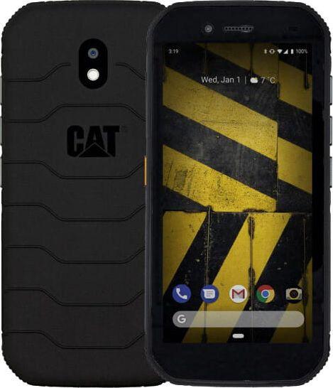 Smartfon CAT S42 3/32GB Dual SIM Czarny cat_20200910130811 Mobilais Telefons