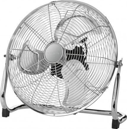 Clatronic VL 3731 50cm grīdas ventilators 120W Metallic Klimata iekārta