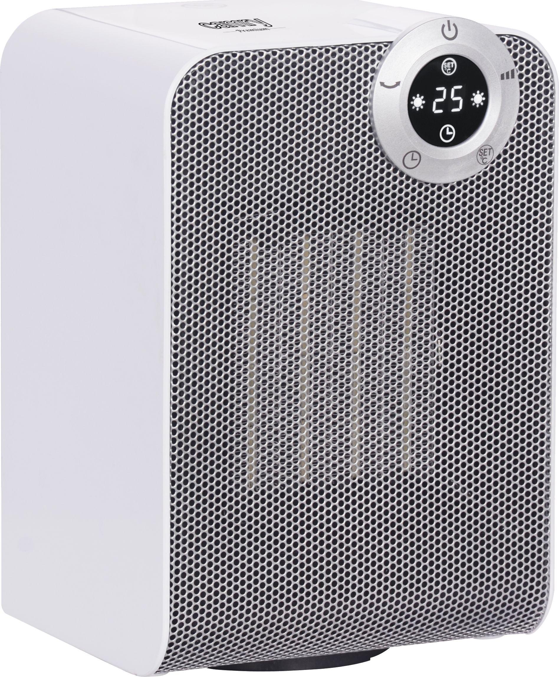 Ceramic fan heater LCD+ Timer CR 7720