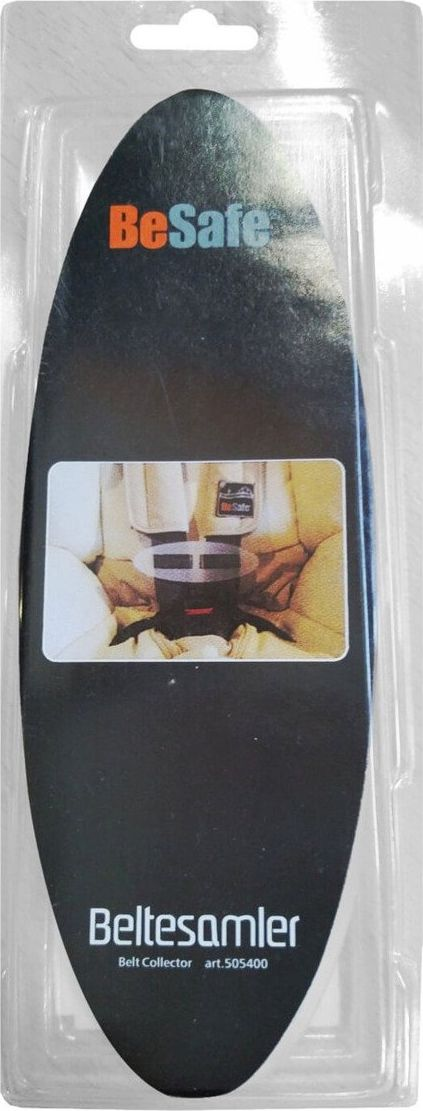 BeSafe Car seat harness connector Bērnu sēdeklīšu aksesuāri